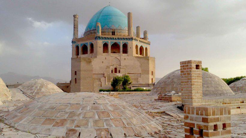 Dome-of-Soltaniyeh-Zanjan-Iran